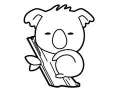 Dibujo de Pulpo rojo para colorear  Dibujos de Animales