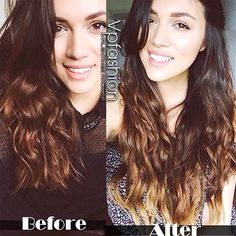 Hair Extensions Before and After at Blog.vpfashion.com