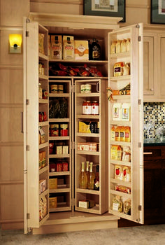 pantry cabinets | Kitchen Cabinets: Options for a Kitchen Pantry You Deserve