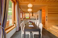 Chalet in Saas Fe Saas Fee, Log Fires, Luxury Accommodation, Three Floor, Contemporary Design, Chloe, Places, Main Street, Furniture