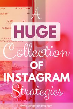 This is a huge collection of all the tips for growing your Instagram following that we figured out in the first week of the 30-Day Instagram Challenge |