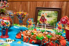 Winnie the pooh Birthday Party Ideas | Photo 31 of 74 | Catch My Party