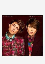 Live at Zia Records- Tegan and Sara, LP RECORD STORE DAY