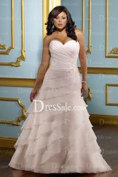 Vestidos de novia de famosas gorditas