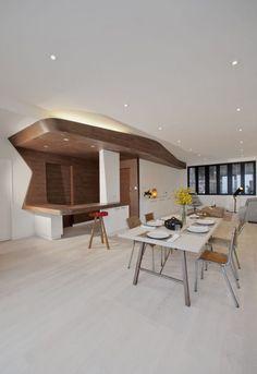 WAN INTERIORS Residential, STANLEY BEACH HOUSE