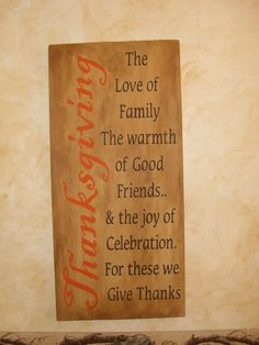 A FaLL HoLiDaY THANKSGIVING PriMiTiVe WooD SiGn HoMe Decor WaLL Hanging HaLLoWeen TuRKey Pumpkin Pie