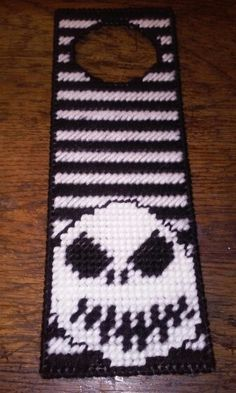 Nightmare before Christmas door hanger by me