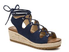 GC Shoes Honey Wedge Sandal | DSW