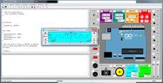 Os presento un software de simulación de Arduino Uno para Windows, que además de gratuito, me ha parecido muy práctico y sencillo de utilizar. Se trata de UnoArduSim, un herramienta de simulación c…