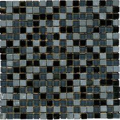 Halcon - mozaiki dekoracyjne CRISTAL Piedra Gris (30x30 plaster)
