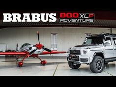 BRABUS 800 XLP meets ExtraNG Making Of - YouTube Benz G, New Adventures, Mercedes Benz, Monster Trucks, Meet, Youtube, Youtubers, Youtube Movies