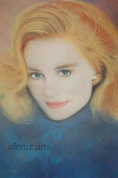 Chalk pastel portraits - Google Search