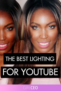 YouTube for Bloggers & Female Entrepreneur | Want to know the best lighting for YouTube or Video? | YouTube Tips | YouTube Ideas | Video Marketing | Vlogging Gear | Blogging Equipment | Vlogging Equipment | Lighting Equipment | Video Lighting Equipment