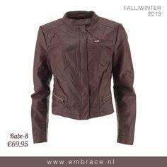 Jack Rabe-8 leatherlook - Bezoek voor nog meer #trendy #fashion van #Soyaconcept de winkel van #embrace of  info@embrace.nl voor meer info.