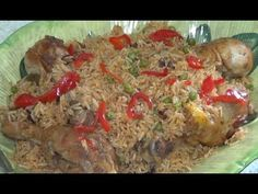 ARROZ CON POLLO, técnica de sellado. Para que no se abra.2015 - YouTube