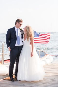 The Stamford Yacht Club Wedding Photo by Jessica Haley