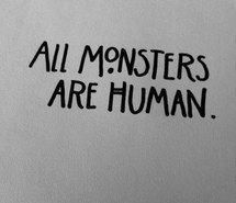 Inspiring image ahs, monsters, american horror story, all monsters are human #1297502 by korshun - Resolution 500x669px - Find the image to your taste