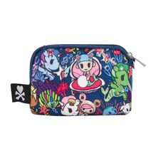 Ju-Ju-Be x tokidoki Be Set in Sea Punk 49.95 € / £42.00. Machine washable toiletry. (Piece 1 of 3)