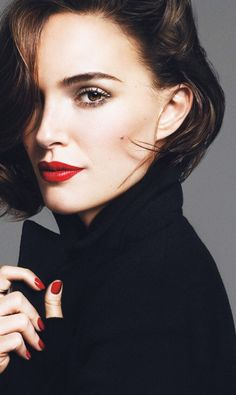 Natalie Portman by Alique for Modern Luxury, September 2016