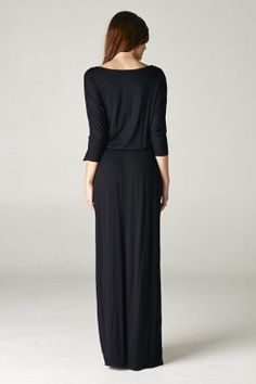 Angelina Dress in Black   Awesome Selection of Chic Fashion Jewelry   Emma Stine Limited