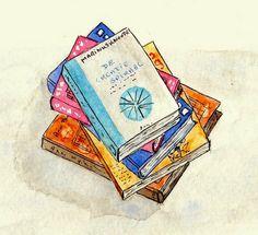 Willy Anderson: Boeken / Books