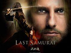 """Capitán Nathan Algren (Tom Cruise) de la película """"El último samurai"""""""