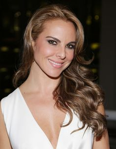 """Celebrity Stars Who Are Proud to be Latino-Kate del Castillo.""""Oh my god, everything about it! We have a history, you know? We have traditions. We are very united as a family. The mother; the parents; it's all about the family and traditions. We don't kick"""