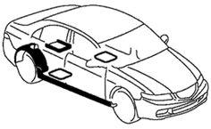 39 best corvette images cars coloring pages corvette corvettes 1956 Buick Convertible acura zine coloring page