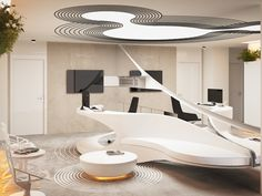 Dental Clinic reception | Inspirations Area