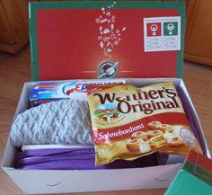 2015 - Gepackter Karton für ein Mädchen (10-14)