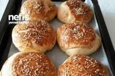 A hamburger zsemle receptje, el se tudom mondani, mekkora sikere lett! Bread Recipes, Baking Recipes, Cake Recipes, Hungarian Recipes, Recipes From Heaven, Bread Baking, Food Inspiration, Baked Goods, Good Food