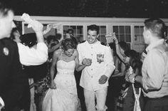 wedding reception at Historic Londontown