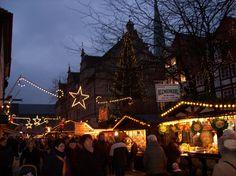 Christmas Market - Hameln, Germany