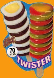 Twister... The Choc one was my favorite
