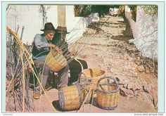 Ai mê rico Algarve!: Cestaria - Algarve