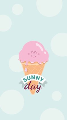 Ice Cream ★ Find more summer themed wallpapers for your #iPhone + #Android…