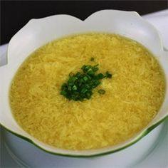 Egg Drop Soup (Better than Restaurant...