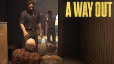 A Way Out - The Home Invasion ! Stream Live, Games To Play, Gaming, Songs, Youtube, Videogames, Game, Toys, Youtubers