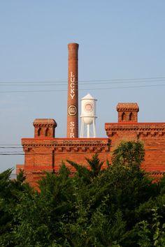 Tobacco District, Durham, North Carolina