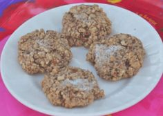 Low-Carb Snack and Dessert Videos: Almond Spice Cookies