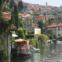 Lake Como - Sala Comacina, , province of Como , Lombardy region Italy