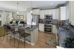 Morgan by Pulte Homes at Legacy Farms