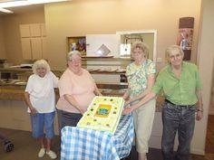 Enjoyed celebrating August Birthdays with CMS Health Care!