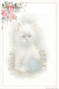 Stationary, Animals, Letters, Paper Envelopes, Animales, Animaux, Animal, Animais