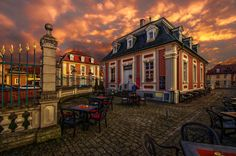 Fotograf Schloss-Café von Ralf Thomas auf 500px