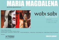 Exposición Colectiva en WABI SABI Shop & Gallery. Una muestra de fotografía que viene comisariada desde Zurich por Carlota LoveArt. #MariaMagdalena #photo #exhibition #sevilla #art