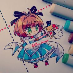 This is extremely cute! I thought it was Alice in wonderland... but I suppose not.. Still cute though!