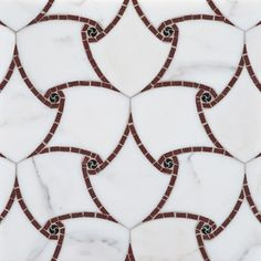 Lovely tile.  Oh my goodness.