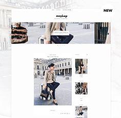 MASH THEME - Blogger Template Responsive Design Custom Blogger Design Responsive Blogger Template Blogger theme blogspot Template  🍂 🍁 #etsy #etsyshop #themes #templates #youtube #fashiontrends  #pinterest #fashionblogger #fashion #fashionblog #outfits #etsyseller #etsygifts #blogging #bloggingforbeginners #bloggingtips #blogger #blog #lookbook #pinteresttips #startablog Blogger Themes, Pro Blogger, Big Hugs, Sale 50, Blogger Templates, Blogging For Beginners, Etsy Shop, Vintage, Trending Outfits
