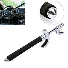 car steering wheel lock Heavy Duty van 4x4 hook crook style adjustable FITS ALL